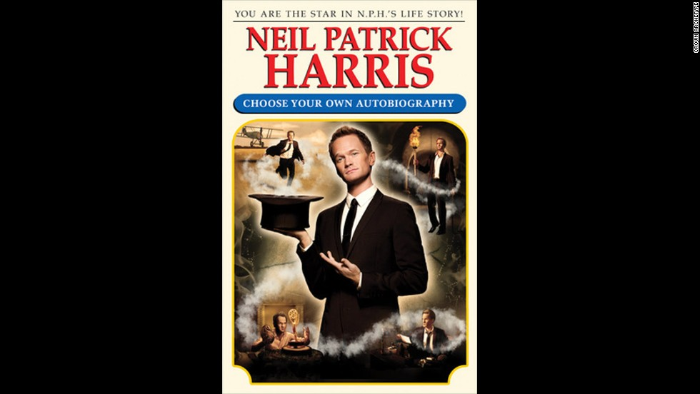 "<strong>For the risk-taking Neil Patrick Harris fan: </strong>Even better than reading a Neil Patrick Harris memoir is reading a Neil Patrick Harris memoir written like a ""Choose Your Own Adventure"" book. If you've always wanted to step into the actor's shoes, here's your chance. ($15.60)"
