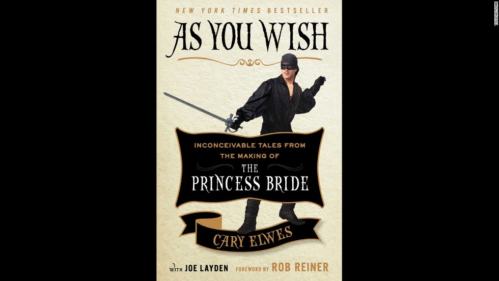"<strong>For Princess Buttercup fans</strong>: Actor Cary Elwes takes fans behind-the-scenes book on ""The Princess Bride"" called ""As You Wish."" The tome, co-written with Joe Layden and containing a foreword from director Rob Reiner, delves into all those ""inconceivable tales"" from the making of the 1987 classic. If you really want to win hearts, pair it with the 25th-anniversary DVD of ""The Princess Bride."" (Book, $15.60; DVD, $11.78)"