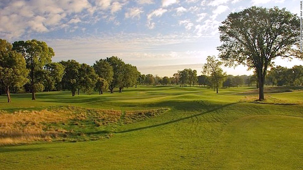 Baseball player and Minnesota local Joe Mauer and Peanuts creator Charles M. Schulz both learned to play at the Highland National Golf Course in Saint Paul, Minnesota.