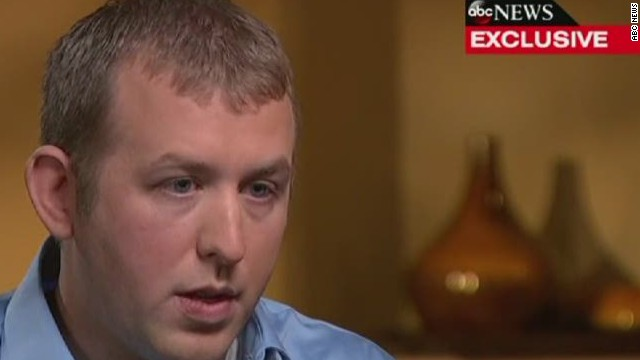 Wilson describes shooting Michael Brown
