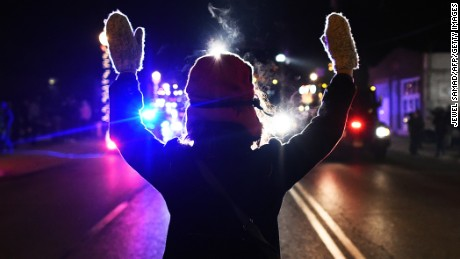 Ferguson has become a symbol of how some whites and racial minorities speak differently about racism, some say.