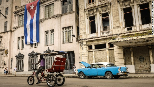 NYT: Time for U.S. to engage with Cuba