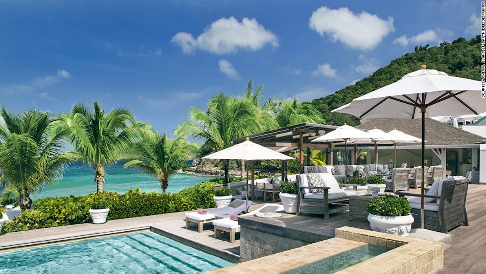 Luxury powerhouse LVMH unveiled Cheval Blanc St-Barth Isle de France this year in the French West Indies. Butler-escorted sailing trips, lobster lunch on a pristine island and Guerlain spa treatments await.