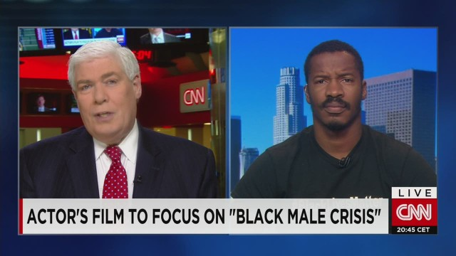 "exp Actor's film to focus on ""Black Male Crisis""_00002001.jpg"