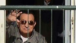 Mubarak freed from Egyptian jail after 6 years