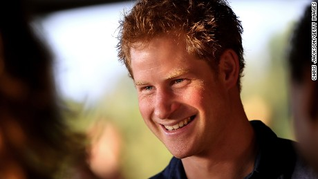 Caption:ABU DHABI, UNITED ARAB EMIRATES - NOVEMBER 20: Prince Harry attends the Sentebale Polo Cup presented by Royal Salute World Polo at Ghantoot Polo Club on November 20, 2014 in Abu Dhabi, United Arab Emirates. (Photo by Chris Jackson/Getty Images for Royal Salute)