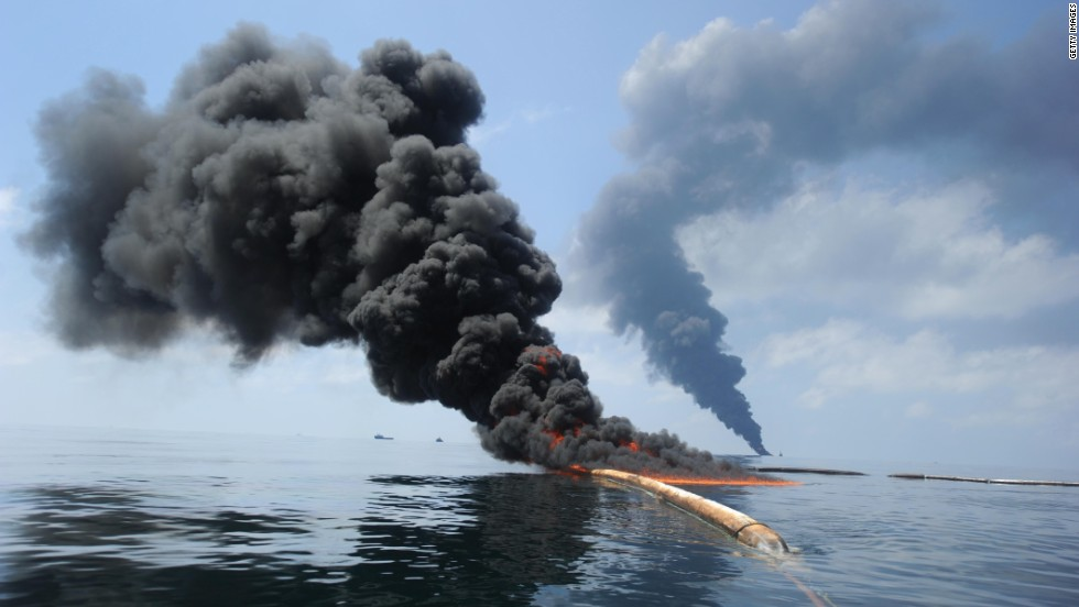 The Deepwater Horizon oil spill in 2010 has already cost British Petroleum almost $100 billion, and reputational damage is still undermining the brand.