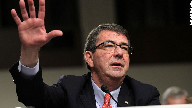 Ash Carter to be Defense Secretary nominee