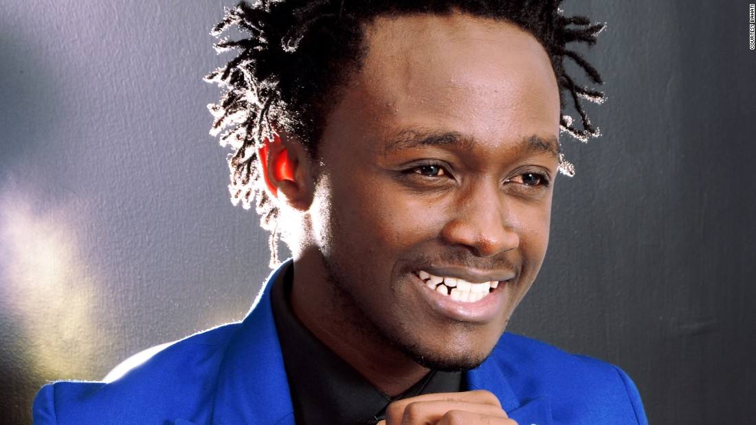 "Another gospel artist from Kenya, Bahati's musical journey started in 2013 with the release of his first single and video titled ""Siki Ya Kwanza."" Now he has a total of seven awards, including include Best Male Artist at the Coast Awards 2013."