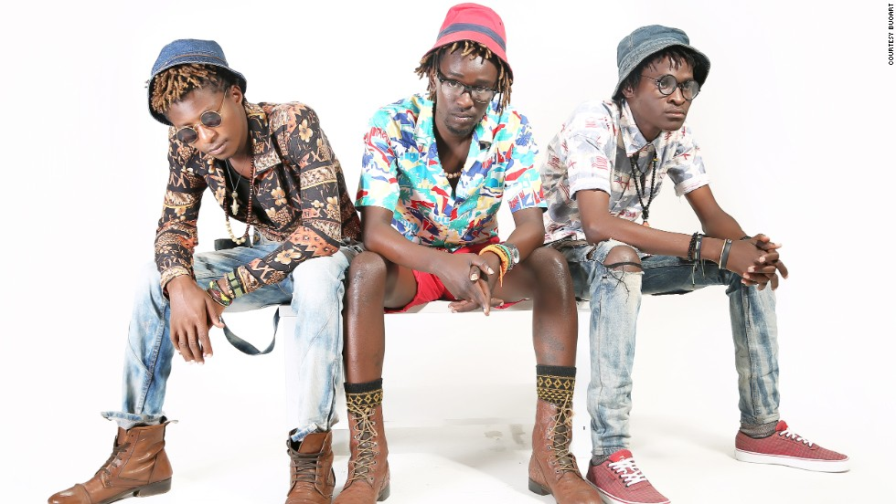 Wachira Gatama, Kenneth Muya- Kenchez and Mordecai Mwini make up H Art the Band. They bring vocal talent, poetry, spoken word, rap drama and dance into their work.