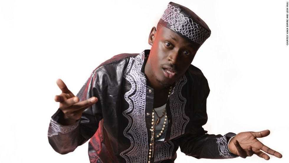 Rabbit, a Kenyan artist who released his debut album in 2008, blends hip-hop sounds with African folk music to create his distinctive tunes.