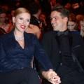 Scarlett Johansson Romain Dauriac February 2014