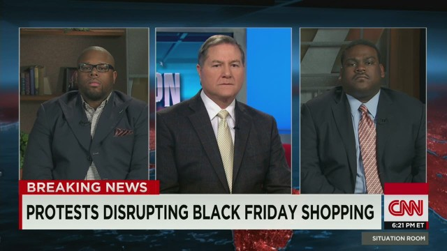 tsr ferguson protests disrupt black friday shopping_00000112.jpg