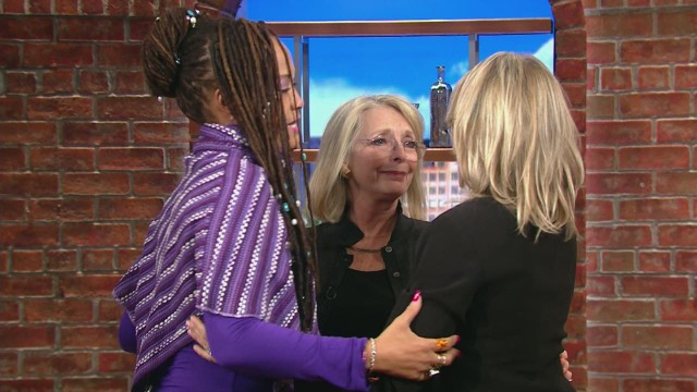 Cosby accusers meet for the first time