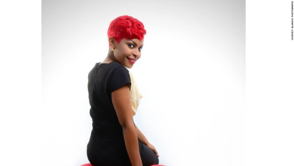 "Kenyan artist Size 8 recently moved into gospel music -- but despite the change she is still topping the charts with her current hit song ""TamTam remix."" She is married to top Gospel Deejay MO."