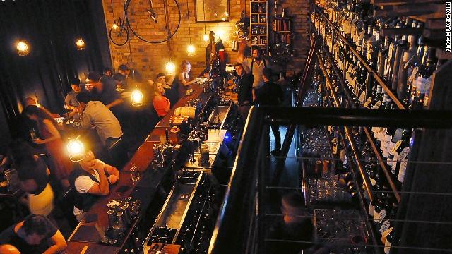 Bar In A Bathroom It 39 S A Nightlife Trend In Brisbane CNN Travel