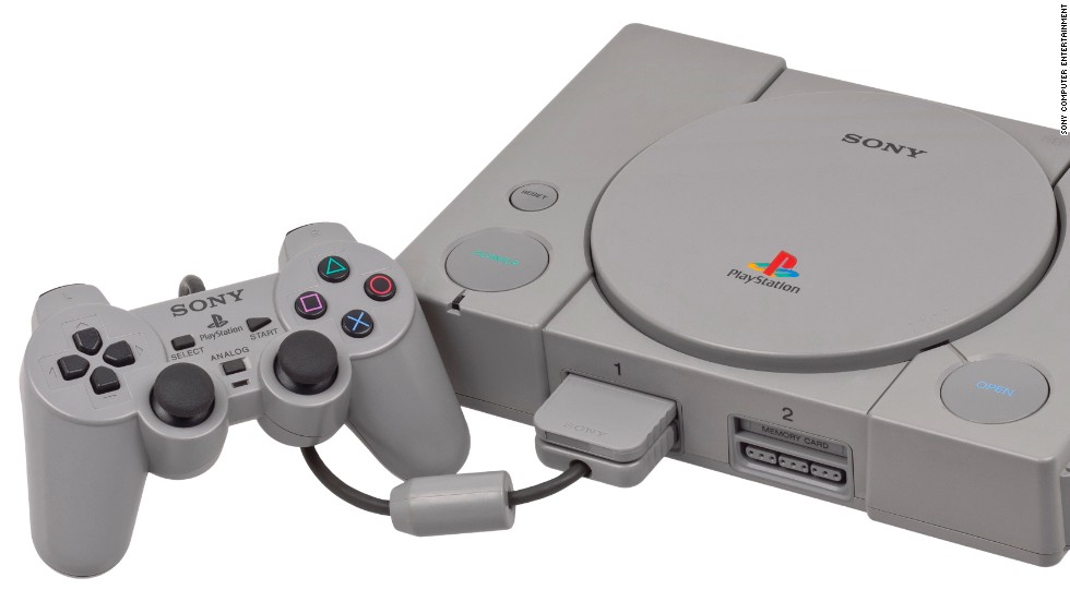 The original PlayStation was a 32-bit console released in Japan on December 3, 1994 and in North America and elsewhere in September of the following year. It sold for $299 and became the first gaming console to ship more than 10 million units over the next decade.