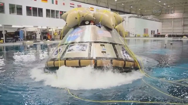 Orion capsule could put us on Mars