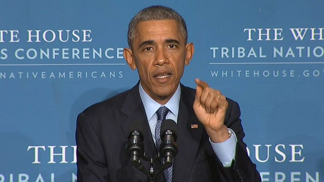 Obama: We must strengthen trust
