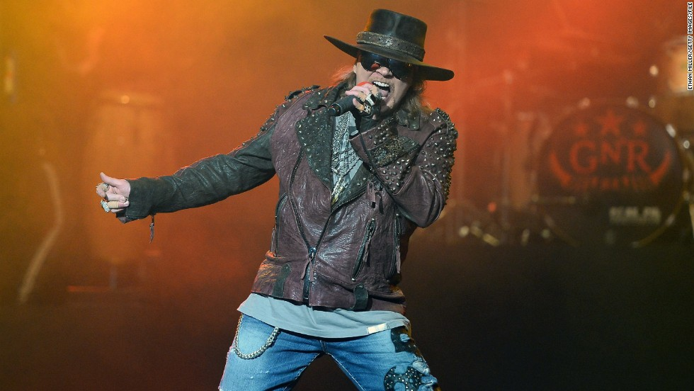 "In early December 2014, the Internet was briefly tricked into believing that rocker Axl Rose had passed away at 52. The reports were false, and Rose responded to the death hoax with good humor: ""If I'm dead, do I still have to pay taxes?"" <a href=""https://twitter.com/axlrose/status/540309216703954944"" target=""_blank"">he asked on Twitter. </a>"