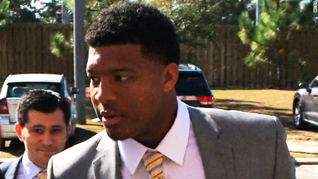 Jameis Winston denies rape allegations