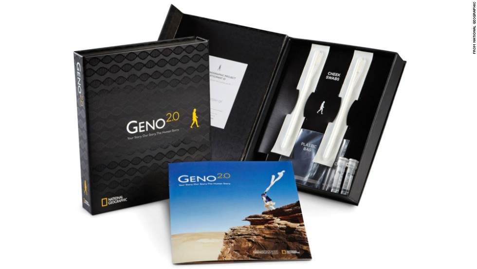 "For the science buffs, <a href=""http://www.misslori.tv/"" target=""_blank"">children's television host Miss Lori </a>recommends the National Geographic Geno 2.0 DNA Ancestry Kit, which is on her 11-year-old's wish list. ""She loves the idea of learning about her DNA and how it fits in with the history and development of the world,"" her mom added. ""Of course she dreams of potentially becoming a forensic anthropologist in the field of human evolution."" ($159.95)"