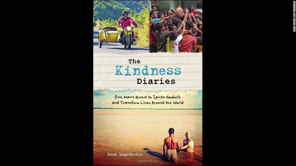 "If you are looking to help a busy parent reflect on what's really important, consider <a href=""http://www.amazon.com/The-Kindness-Diaries-Goodwill-Transform/dp/1621451917"" target=""_blank"">""The Kindness Diaries.""</a> Author Leon Logothetis set out to travel around the world without any money, gas or lodging. How'd he do it? He relied completely on the kindness of strangers. ""My journey renewed my faith in the bonds that connect people worldwide,"" said Logothetis. His book could do the same for parents you know. ($18.62)"