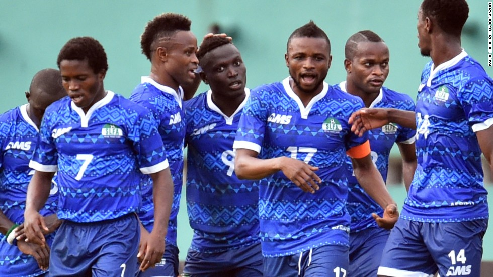 "Sierra Leone's players have reportedly<a href=""http://www.bbc.co.uk/sport/0/football/29621447"" target=""_blank""> suffered ""humiliating"" prejudice,</a> with overseas opponents refusing to their shake hands and crowds chanting ""Ebola"" at matches."