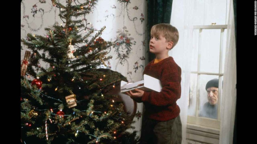 """Home Alone"": If you think about it, this definitive Macaulay Culkin film is really kind of disturbing. What family gets so busy that they forget a kid over the holidays?! But what it lacks in human decency, ""Home Alone"" more than makes up in charm and humor. Plus, it's educational. Who among us hasn't tried to pull off some of those robber-catching traps?"