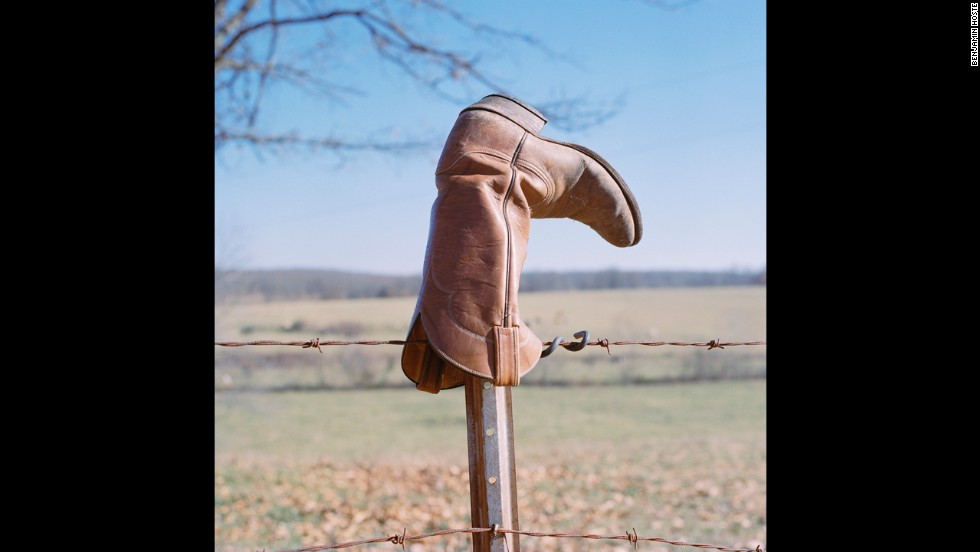 Boots on fence posts is a regular occurrence in Missouri, Hoste said.