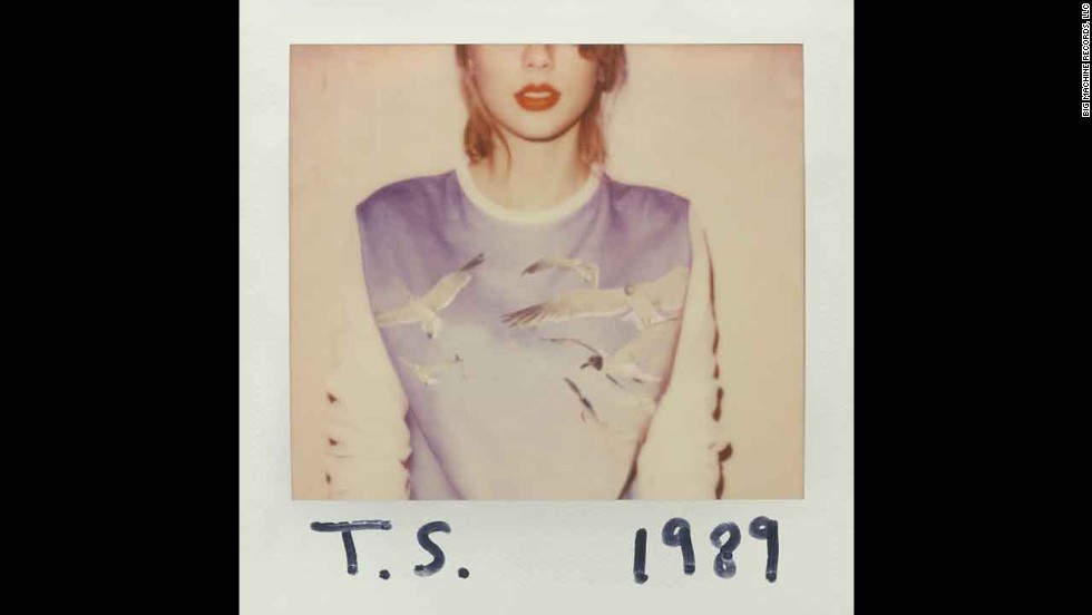 "Record of the year nominee: ""Shake It Off"" by Taylor Swift"