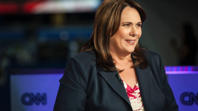 Long-time political correspondent Candy Crowley is leaving CNN after 27 years at the network.