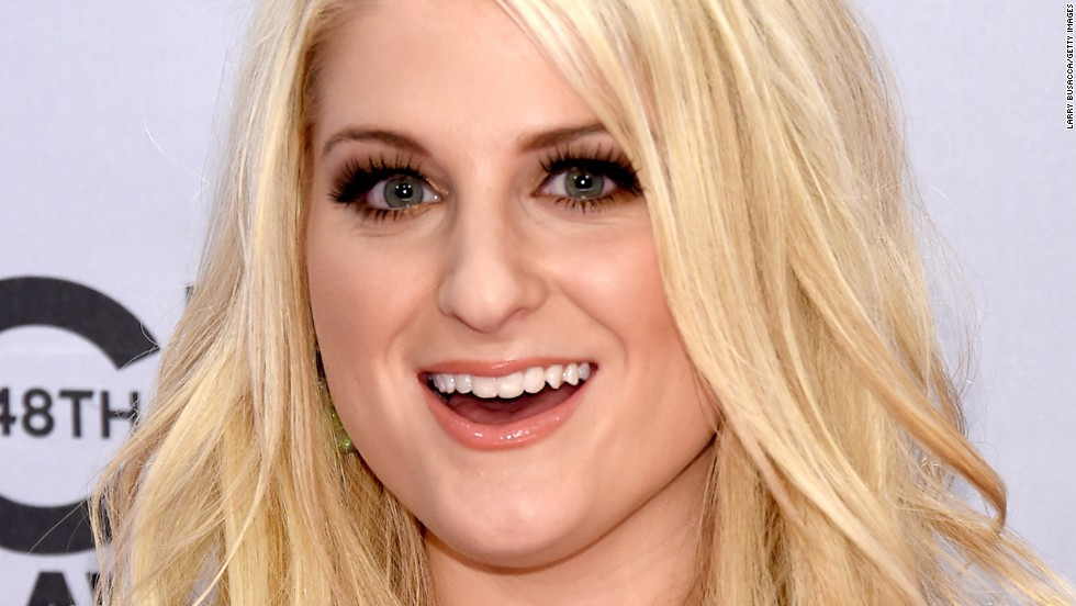 "Song of the year nominee: ""All About That Bass"" by Meghan Trainor"