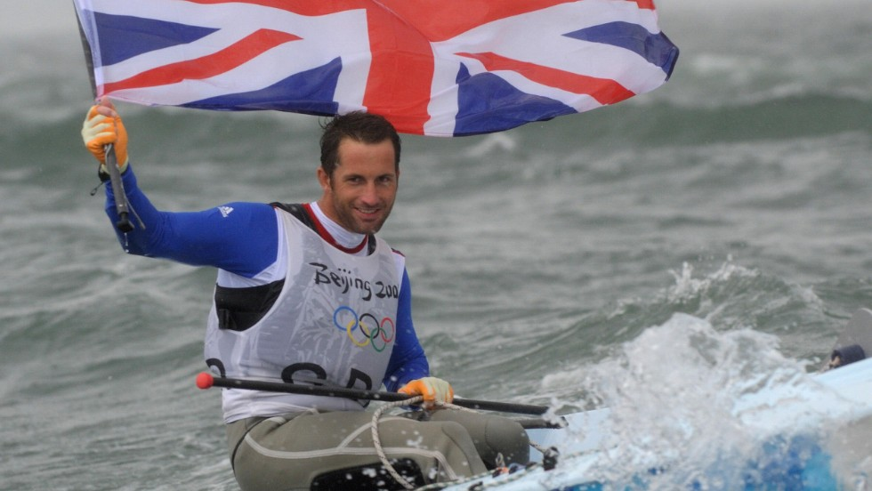 Come the Beijing Games, that was a hat-trick of golds after which he hinted he might walk away from Olympic sailing.