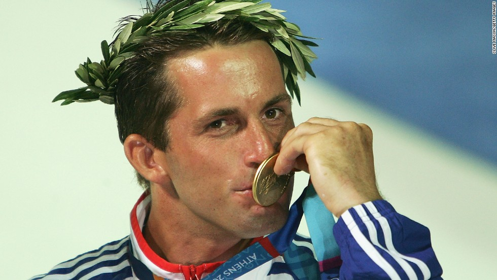 In the Finn class at the Athens Games in 2004, he was once more victorious in a successful defence of his Olympic crown.