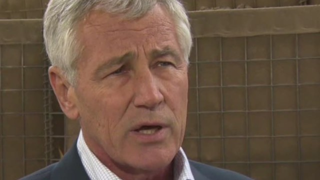 Hagel: We're 'prepared' for report release