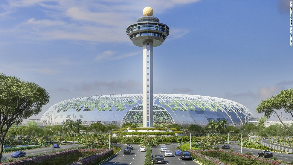 "Jewel will cater to passengers with a ""multi-modal transport lounge"" that will offer ticketing and boarding pass and baggage transfer services, as well as early check-in facilities."