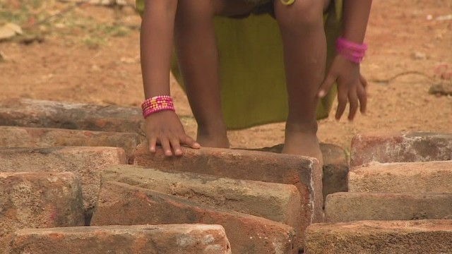 Rescuing India's children from slavery