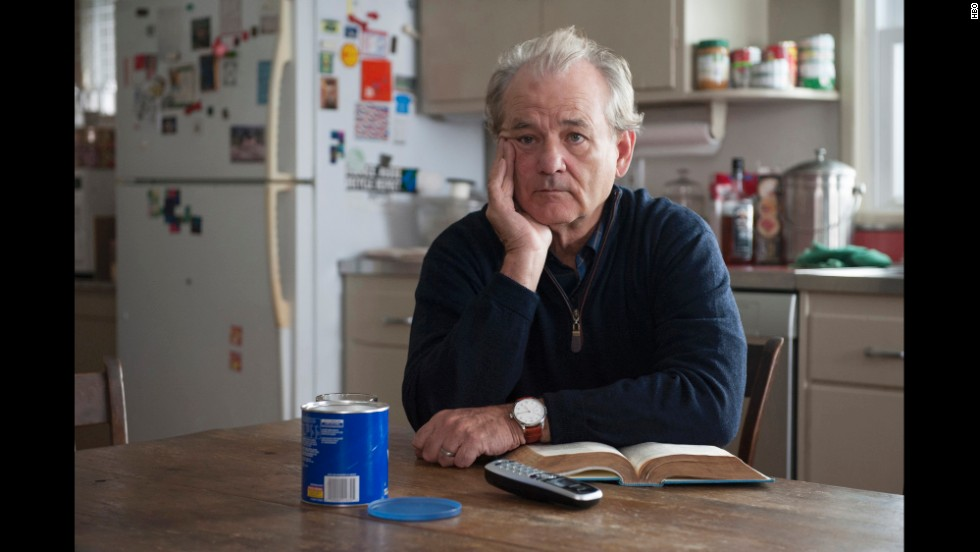 "<strong>Outstanding Supporting Actor in a Limited Series or Movie:</strong> Bill Murray, ""Olive Kitteridge"""