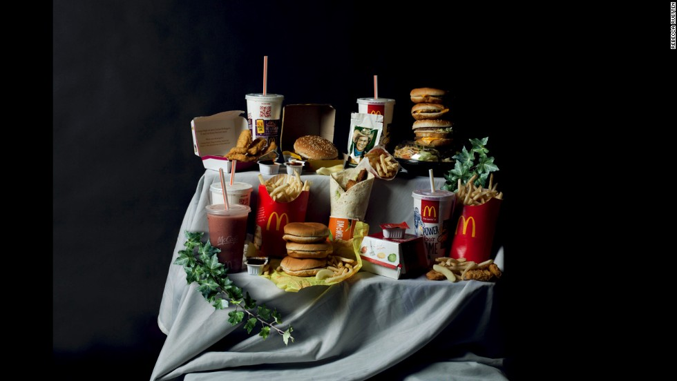 "Ruetten sees fast food as a symbol of class divide. ""To eat healthy is expensive,"" she said. ""However, one can buy large amounts of food at a fast-food restaurant for a comparatively low price."""