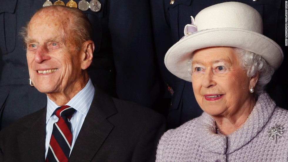 Britain's Prince Philip, Duke of Edinburgh, and Queen Elizabeth II have been married since 1947. Her coronation was held in June 1953 at Westminster Abbey.