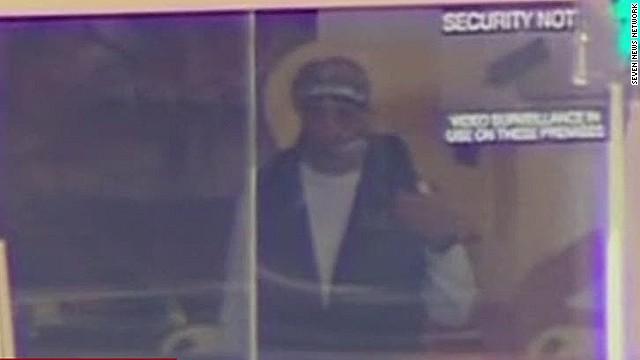 Sydney gunman identified