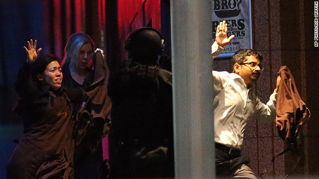 Sydney siege ends in hail of bullets