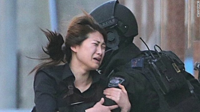 How the Sydney hostage siege unfolded