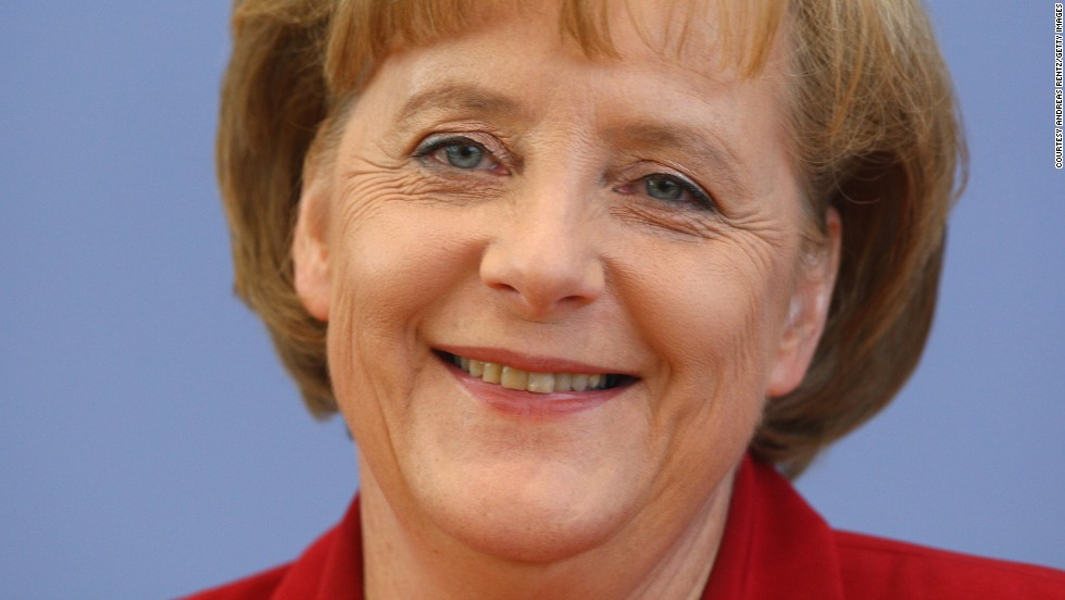 "<strong>Angela Merkel</strong> -- The German Chancellor came top of the Forbes' list of the <a href=""http://www.forbes.com/profile/angela-merkel/"" target=""_blank"">100 most powerful women in the world</a> in 2014 for the fourth consecutive year. The former scientist turned politician was the first female to win the position as chancellor and is now the  longest-serving elected EU head of state."