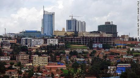 Rwanda capital city Kigali