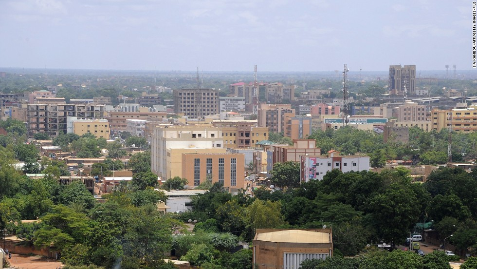Burkina Faso ranks ninth in the 2014 report, having risen by five places since 2012.
