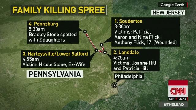 LEAD Suspect in Penn. family massacre found dead_00003611.jpg