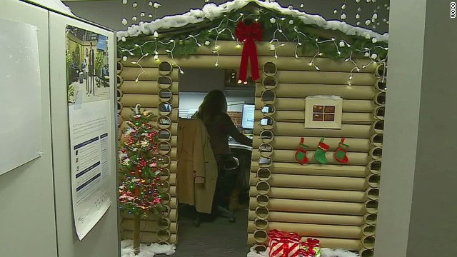 pkg wcco cubicle turned holiday log cabin_00000824.jpg