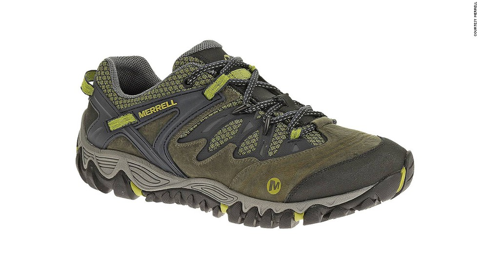 "Any adventurous traveler will be psyched to dirty up the new All Out Blaze line of lightweight hiking shoes, designed to absorb impact while they ""blaze new trails."""